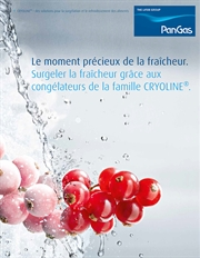 Brochure CRYOLINE®, Thumbnail French