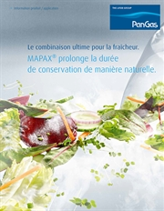 Brochure MAPAX® ultime, Thumbnail French