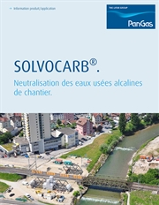 Brochure SOLVOCARB®, Thumbnail French