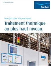 Brochure Traitement thermique, Thumbnail French