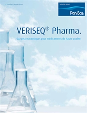 Brochure VERISEQ®, Thumbnail French