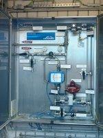Trattamento delle acque di processo gas tecnici e gas for Caldaie domestiche a idrogeno